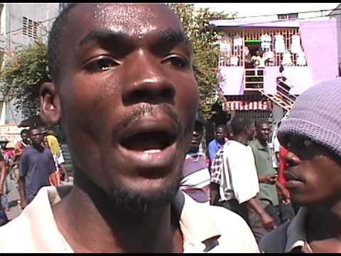 pro-democracy demo Haiti 2004-part4.dv
