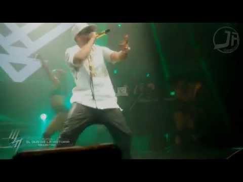 Yandel - Mano Al Aire (LunaPark 18-09-14)