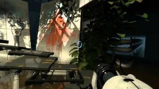 Portal 2 Cap 1 Gameplay en Español. Bienvenidos a Aperture Laboratories.. Otra vez