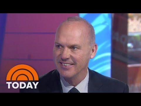 Michael Keaton: 'Birdman' Is Favorite Of My Films | TODAY