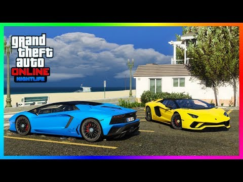 Rockstar Confirms NEW GTA Online Nightclub Update Info Coming Soon - FREE Money, Rare Items & MORE!