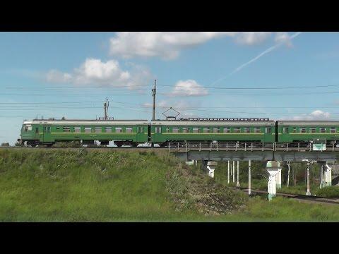Электропоезд ЭР2Р-3060/2213 станция Кубинка-1