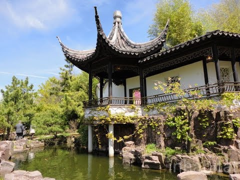 Visit a Green Oasis In New York City: Snug Harbor