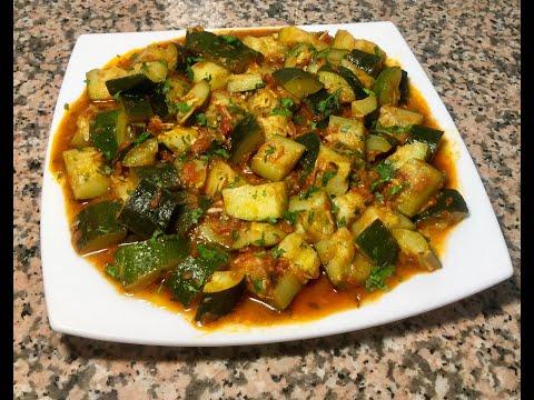 recette-express-d'été-les-courgettes-à-la-marocaine