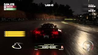 DriveClub Venom Hot Lap 2 (Elements DLC) 1:17.923 (3 Star = 1:20)