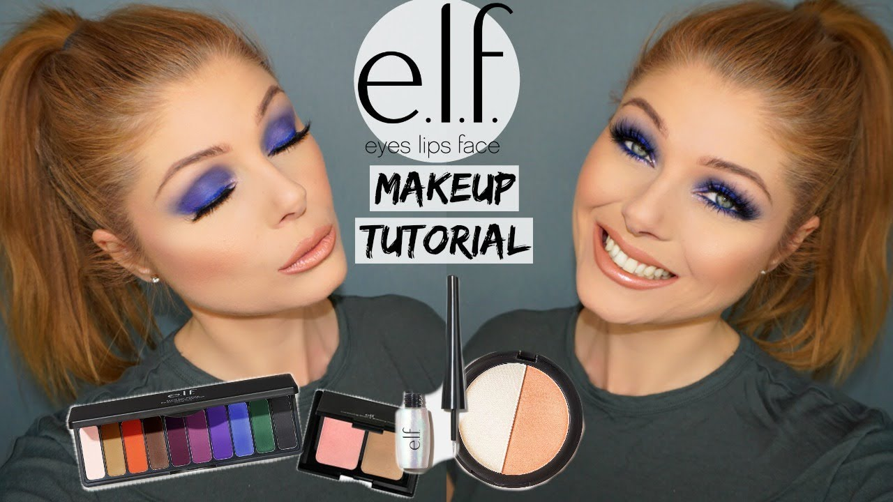 Elf cosmetics makeup tutorial mad for matte jewel pop more youtube elf cosmetics makeup tutorial mad for matte jewel pop more baditri Gallery