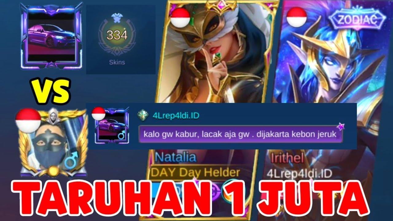 SULTAN VS SULTAN ! MENANG DAPAT 1 JUTA - KITA BANTAII DEMI UANG !!!