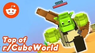 Top of r/CubeWorld - Funny Memes and Update News