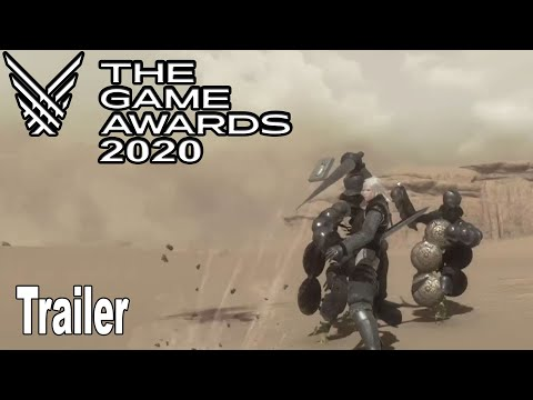 NieR Replicant ver.1.22474487139... - Gameplay Trailer The Game Awards 2020 [HD 1080P]