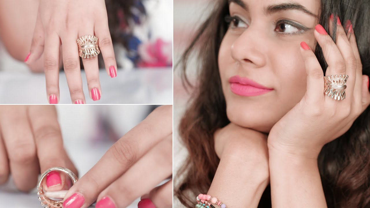 How To Size Down A Ring For The Perfect Fit - YouTube