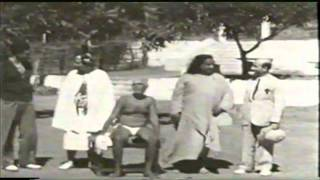 Yogananda Meets Ramana Maharshi