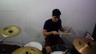 The Weeknd Ft Daft Punk I Feel It Coming Drum Cover