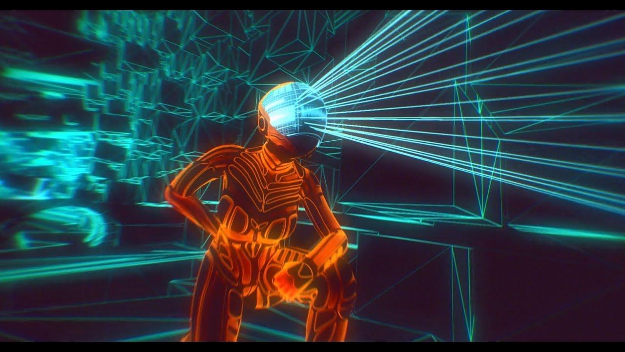 Virtual Reality Logo Reveal - YouTube  Virtual Reality...