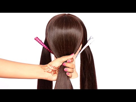 8-easy-and-quick-hairstyle-for-wedding-guest-|-simple-hairstyle-|-hairstyle-for-wedding-|-hairstyle