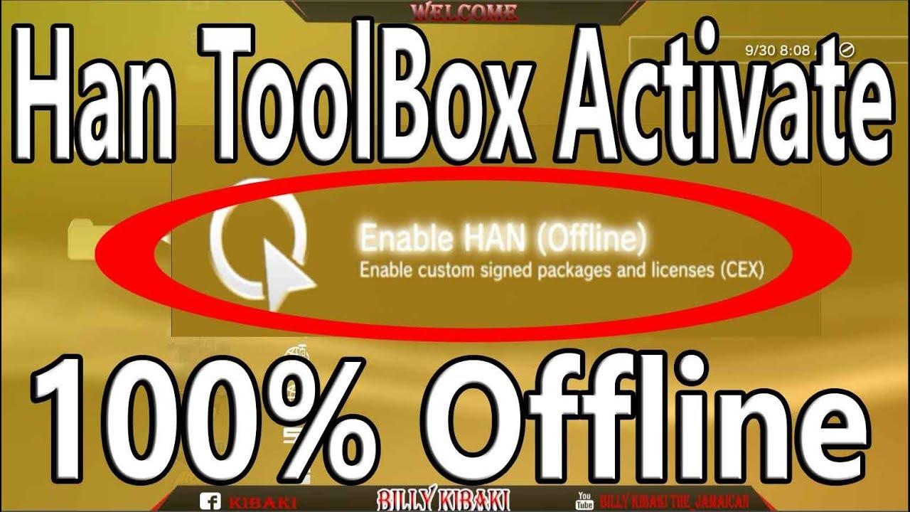 HAN Offline Installer and PS3 Free Shop ? | GBAtemp net - The