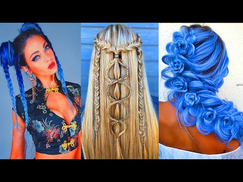 Best Hairstyle for Long Hair Tutorial Compilation 2020