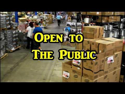 Standard Restaurant Supply *  Salt Lake City * 1-888-759-9918 * Used Equipment