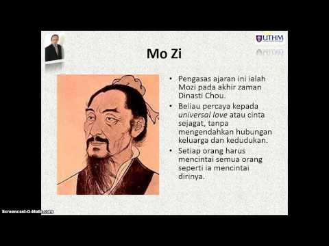 TITAS UTHM Topic 5 Part 1: Tamadun Cina