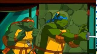 Черепашки ниндзя 4 сезон 25 серия мультфильм для детей, качество HD