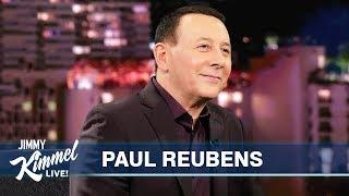 Paul Reubens on 35th Anniversary of Pee-wee's Big Adventure