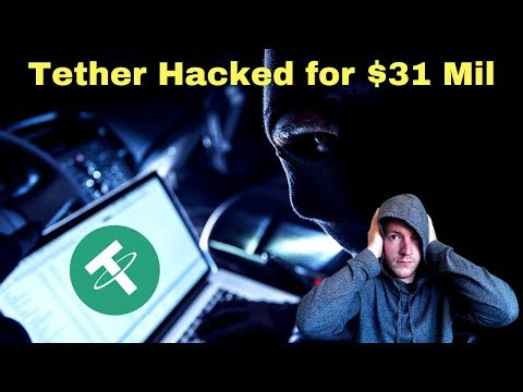 Tether Hacked for $31 Million, My 3 Lessons Learned