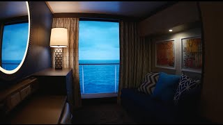 Every Room Has a View: An Inside Look at Quantum of the Seas' Virtual Balconies thumbnail