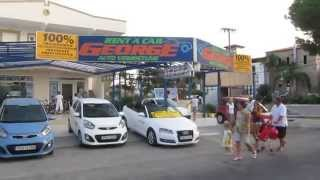 Rent A Car in Rhodes Rodos - Georgecars.com(, 2012-07-30T10:13:11.000Z)