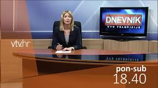 VTV Dnevnik najava 19. travnja 2018.
