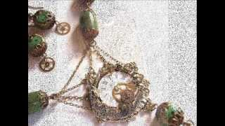 Steampunk Jewelry - Collection 2