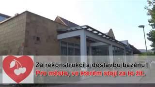 Za rekonstrukci litoměřického bazénu!