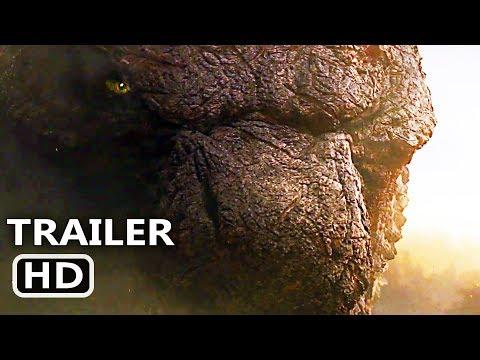 GODZILLA 2 Trailer # 2 (NEW 2019) King of the Monsters, Blockbuster Movie HD thumbnail