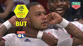 But Memphis DEPAY (42') / Olympique Lyonnais - Angers SCO (6-0)  (OL-SCO)/ 2019-20