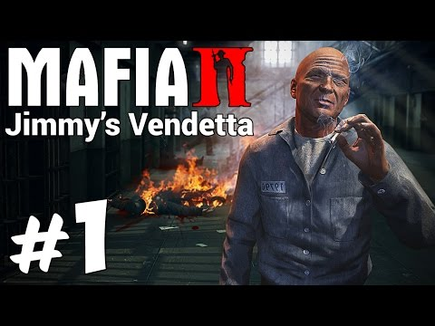 Прохождение Mafia 2 - Jimmy's Vendetta: Часть 1 - Транспортные потери / Облезлый хвост