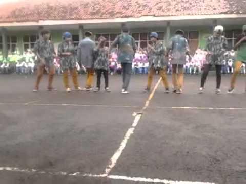TSS (Teen Style Shuffle) di SMAN 3 Karawang