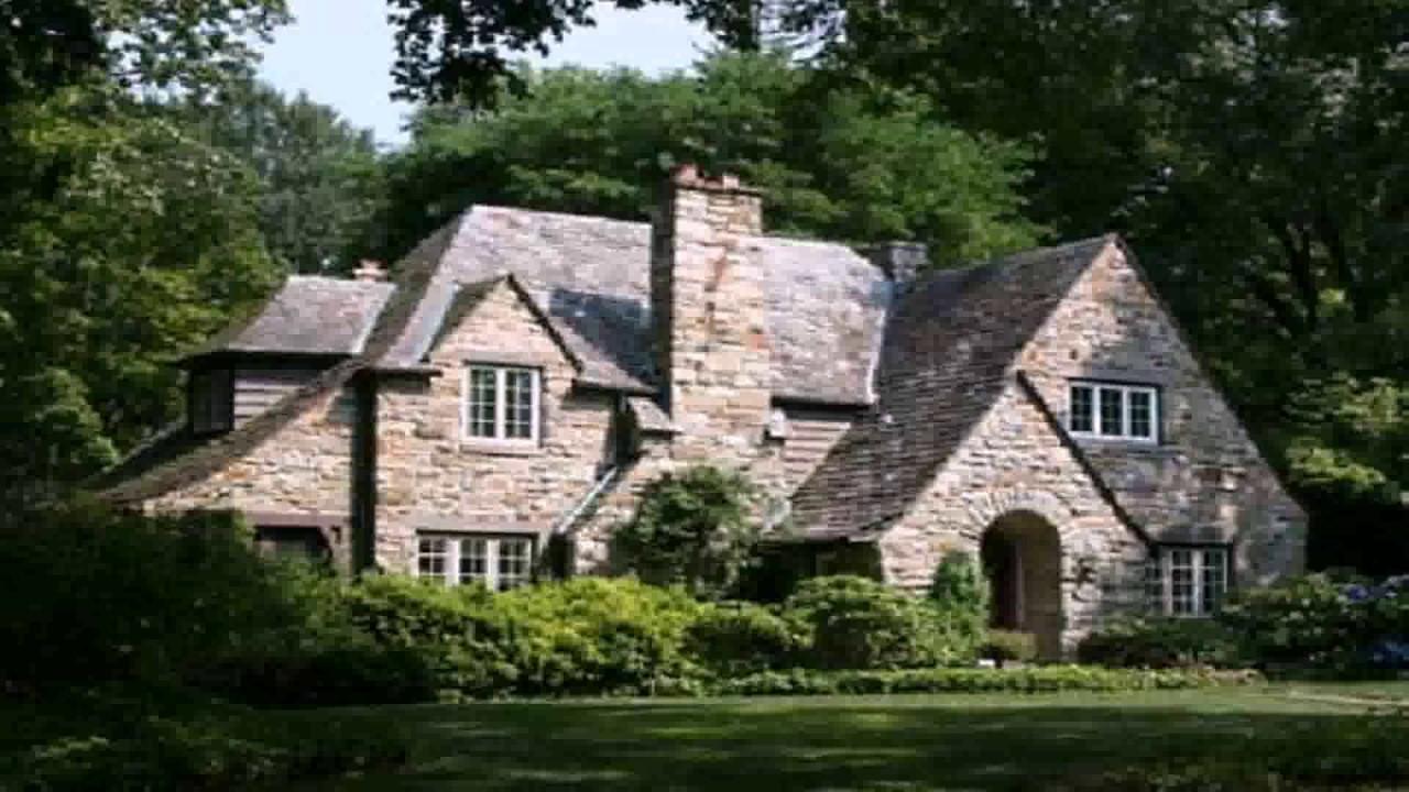 English Manor Style House