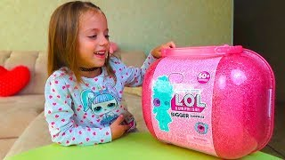 видео кукла lol