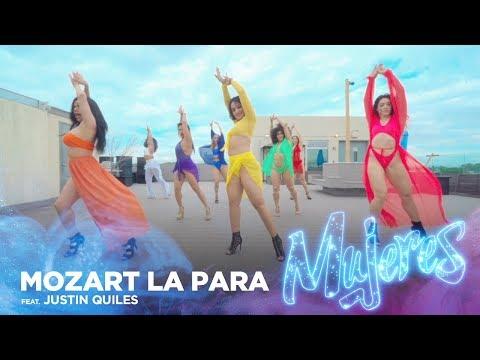 Mujeres - Mozart La Para, Justin Quiles (Letra Oficial)