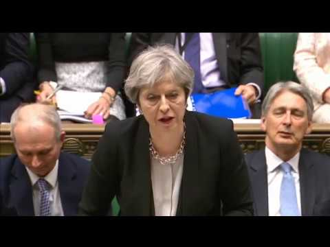 Prime Minister\'s Questions: 21 March 2018