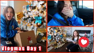 We signed the contract for OUR NEW APARTMENT | VLOGMAS DAY 1 - 2020