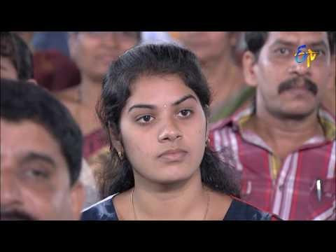 Mellaga Karagini Song   Srikrishna,Sumangali,Performance   Super Masti   Tanuku   12th March 2017