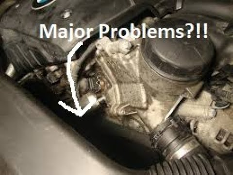 e46 alternator diagram borax crystal bmw oil leaks and the damage they cause!!! - youtube