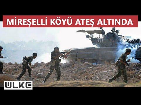 Azerbaycan askerleriyle baş edemeyen Ermenistan güçleri, yine sivilleri hedef alıyor