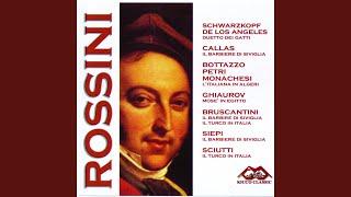 Giocachino Rossini L 39 Italiana In Algeri Ouverture