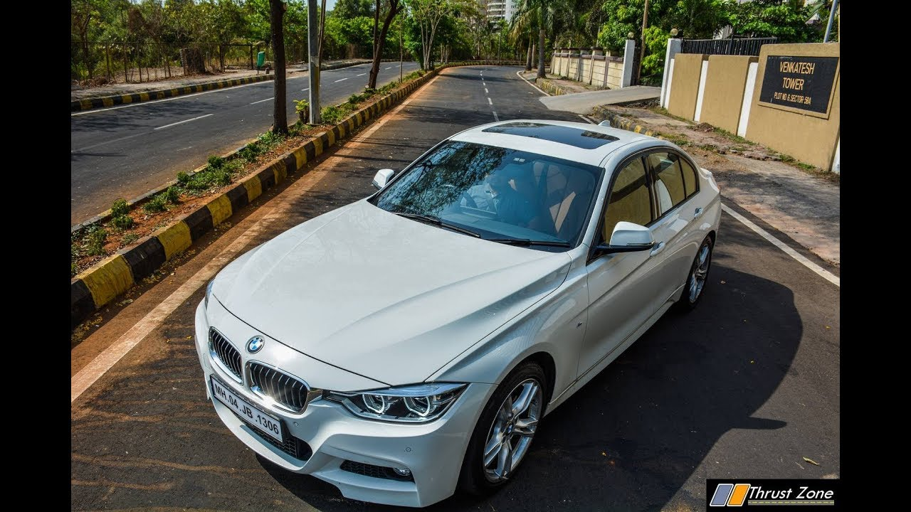 2018 Bmw 3 Series 330i India Review