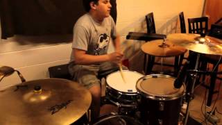 Overcomer - Mandisa - Drum Cover