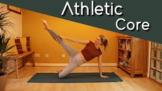 Athletic Core | Classic Mat Pilates | Advanced Workout