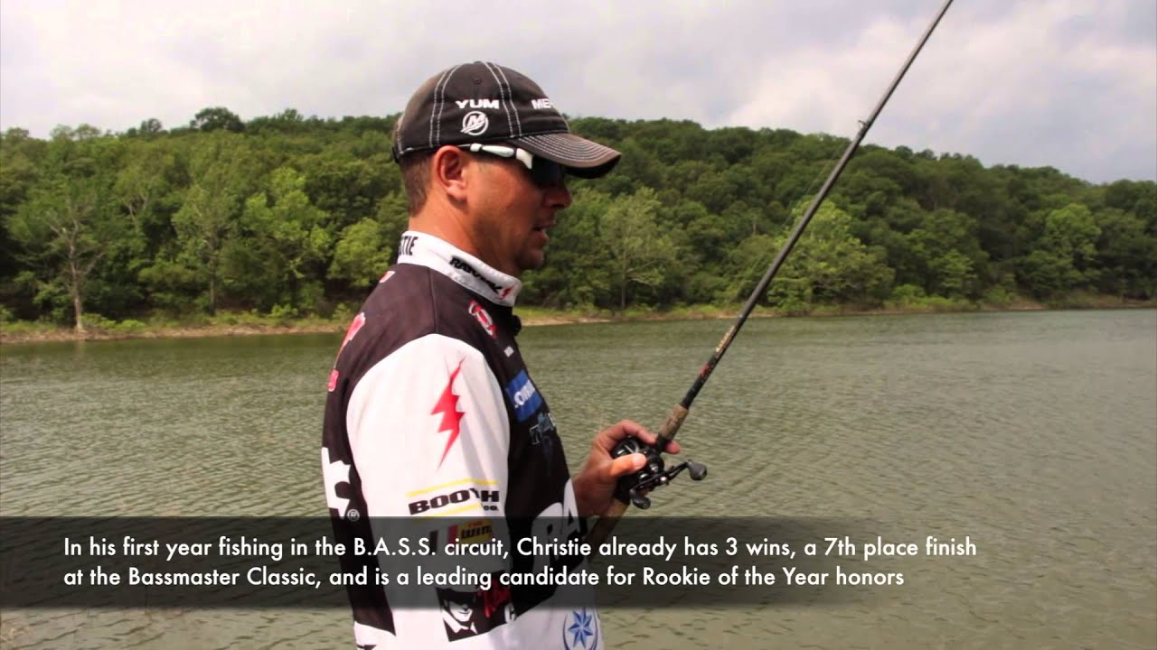 Native news today rides along with pro angler cherokee for Jason christie fishing