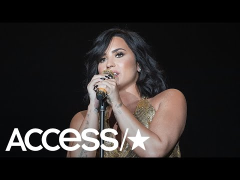Demi Lovato Reflects On What Would Have Been Her 7th Sober Anniversary | Access Mp3