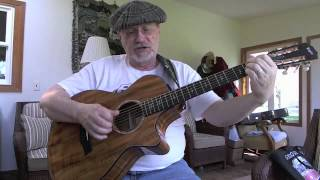 739 - Seasons In The Sun - Terry Jacks - acoustic cover by George Possley