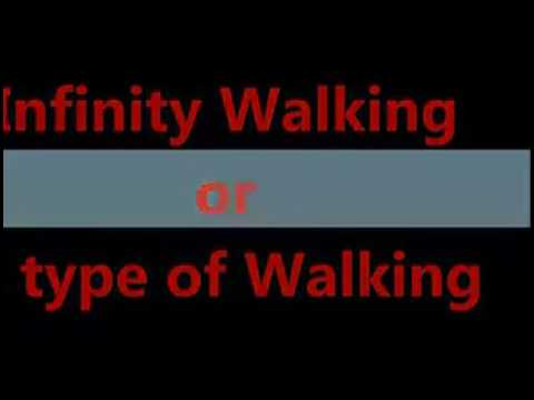 Infinity Symbol Walking Therapy Youtube